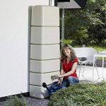 Garantia Kit Cuve Murale Slim 300 L Sable de la marque Garantia image 1 produit