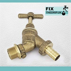 Garden Hose Tap with Double Check Valve by Choice DIY de la marque Choice DIY image 0 produit