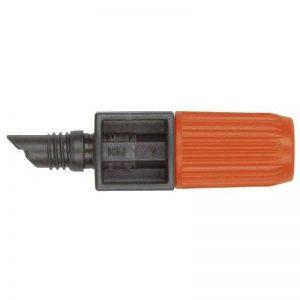 Gardena - 01391-20 - Goutteur Micro-Drip-System Noir/Orange - Lot de 10, 4,6 mm de la marque Gardena image 0 produit