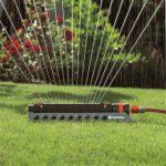 Gardena 01975-20 Comfort - 350/2 Arroseur oscillant Aquazoom Gris/Orange Plastique 30 x 20 x 20 cm de la marque Gardena image 2 produit