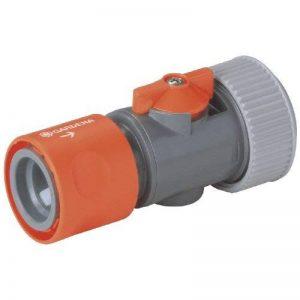 Gardena 0943-50 Vanne de régulation pour tuyaux de 19 mm et 16 mm de la marque Gardena image 0 produit