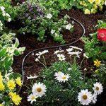 Gardena 136220 Tuyau d'irrigation à goutteurs intégrés 15 m - 4.6 mm - Noir de la marque Gardena image 2 produit