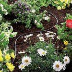 Gardena 136220 Tuyau d'irrigation à goutteurs intégrés 15 m - 4.6 mm - Noir de la marque Gardena image 1 produit