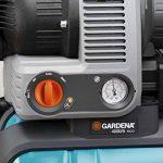 GARDENA 1754-20 Groupe de surpression 4000/5 eco Comfort: pompe domestique, protection contre la marche à sec, clapet anti-retour, 3 raccords, puissance du moteur 850W, débit 3500 l/h de la marque Gardena image 3 produit