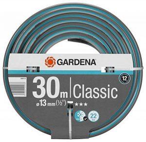 Gardena 18009-20 Classic Tuyau Gris/Orange Plastique 30 x 30 x 30 cm de la marque Gardena image 0 produit