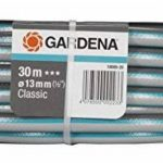 Gardena 18009-20 Classic Tuyau Gris/Orange Plastique 30 x 30 x 30 cm de la marque Gardena image 1 produit