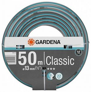 Gardena 18010-20 Classic Tuyau Gris/Orange Plastique 30 x 30 x 30 cm de la marque Gardena image 0 produit