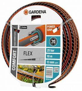 Gardena 18030-20 Comfort Flex Tuyau Gris/Orange Plastique 30 x 30 x 30 cm de la marque Gardena image 0 produit