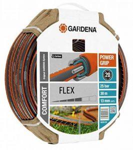 Gardena 18036-20 Comfort Flex Tuyau Gris/Orange Plastique 30 x 30 x 30 cm de la marque Gardena image 0 produit