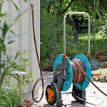 Gardena 18040-20 Comfort FLEX 1/2 Equipement de raccordement Gris/Orange Plastique Diametre 13 mm longueur 1,5 metre de la marque Gardena image 1 produit