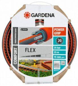 Gardena 18045-26 Tuyau Flex PVC Gris/Orange 25 m de la marque Gardena image 0 produit