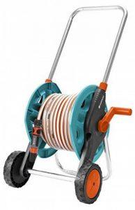 Gardena 269220 Dévidoir d'arrosage sur roues, Noir, 13 mm de la marque Gardena image 0 produit