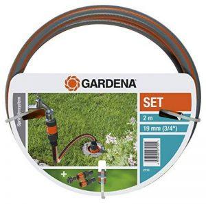 Gardena 271320 Tuyau d'arrosage de raccordement grand débit, Noir de la marque Gardena image 0 produit
