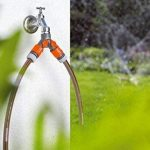 Gardena 938-20 Sélecteur d'arrosage sur robinet 2 circuits filetage, Noir, 26,5 mm de la marque Gardena image 1 produit
