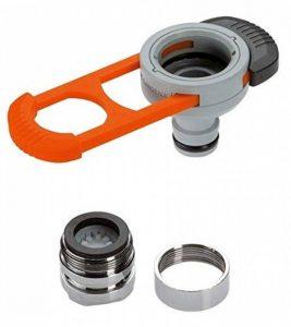 Gardena - Adaptateur pour robinet d'intérieur Gardena de la marque Gardena image 0 produit