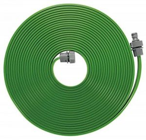 Gardena Arroseur souple arroseur à pulvérisation fine pour arrosage de zones étroites et allongées, longueur 15 m, prêt à être raccordé, raccourcissable ou extensible individuellement (1998-20) de la marque Gardena image 0 produit