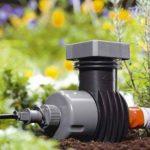 Gardena Centrale d'irrigation Micro-Drip-System Noir/Gris 35 x 20 x 19 cm 01354-20 de la marque Gardena image 2 produit
