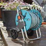Gardena Chariot dévidoir, turquoise, 36x 44x 48cm de la marque Gardena image 1 produit