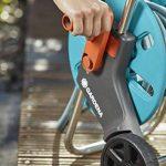 Gardena Chariot dévidoir, turquoise, 36x 44x 48cm de la marque Gardena image 3 produit