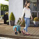 Gardena Chariot dévidoir, turquoise, 36x 44x 48cm de la marque Gardena image 5 produit