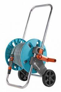 Gardena Chariot dévidoir, turquoise, 36x 44x 48cm de la marque Gardena image 0 produit