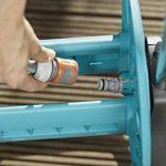 Gardena Chariot dévidoir, turquoise, 36x 44x 48cm de la marque Gardena image 2 produit