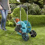 Gardena Chariot dévidoir, turquoise, 43x 38x 72cm de la marque Gardena image 1 produit