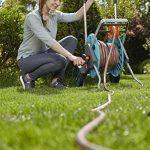 Gardena Chariot dévidoir, turquoise, 43x 38x 72cm de la marque Gardena image 2 produit