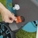 Gardena Chariot dévidoir, turquoise, 43x 38x 72cm de la marque Gardena image 3 produit