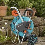 Gardena Chariot dévidoir, turquoise, 43x 38x 72cm de la marque Gardena image 4 produit