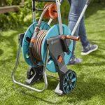 Gardena Chariot dévidoir, turquoise, 43x 38x 73cm de la marque Gardena image 3 produit