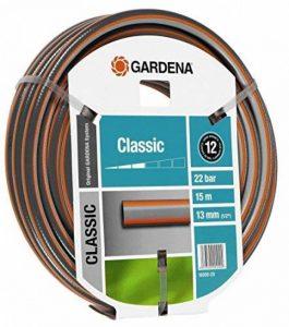 Gardena Classic Tuyau d'arrosage 13 mm x 15 m couleurs assorties de la marque Gardena image 0 produit