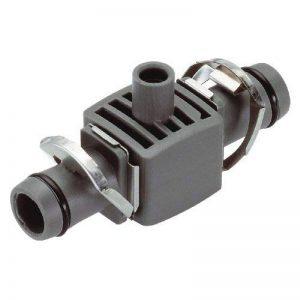 Gardena Dérivation en T pour Buse de pulvérisation Micro-Drip-System Noir/Argent 35 x 20 x 19 cm 08331-20 de la marque Gardena image 0 produit