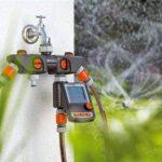 Gardena Distributeur 2 voies possibilité de raccorder 2 appareils au robinet, convient pour les programmateurs et minuteries d'arrosage, débit d'eau réglable et verrouillable (8193-20) de la marque Gardena image 3 produit