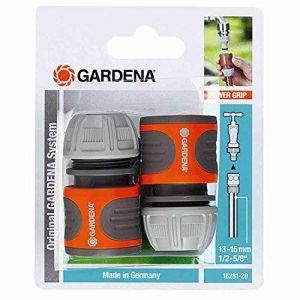 Gardena - GARDENA - 2 Raccords d'arrosage rapides pour tuyau Ø 13 - 15 mm de la marque Gardena image 0 produit