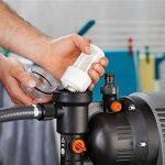 GARDENA Groupe de surpression 3000/4 eco Classic: pompe à eau domestique avec protection thermique, clapet anti-retour, démarrage/arrêt automatique, puissance 650W, débit max. 2800 l/h (1753-20) de la marque Gardena image 3 produit
