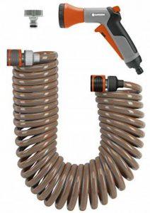 Gardena kit de flexible d'arrosage en spirale 10m 4647-20 de la marque Gardena image 0 produit