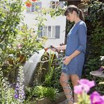 Gardena Kit flexible d'arrosage 10 m - Jardin urbain: tuyau spiralé, idéal pour balcon/terrasse/cour, aucun enroulement/déroulement, se rétracte automatiquement, lance incluse (18424-20) de la marque Gardena image 1 produit