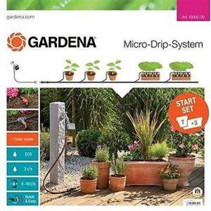 Gardena Kit pour Plante Micro-Drip-System Gris 35 x 20 x 19 cm 13002-20 de la marque Gardena image 0 produit
