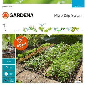 Gardena Kit pour Plate-bande Micro-Drip-System Multicolore 35 x 20 x 19 cm 13015-20 de la marque Gardena image 0 produit