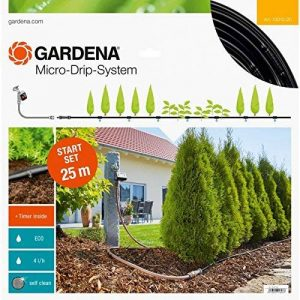 Gardena Kit pour Rangée de plante Micro-Drip-System Gris 35 x 20 x 19 cm 13012-20 de la marque Gardena image 0 produit