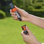 Gardena Nécessaire d'arrosage 13 mm (1/2) et 15 mm (5/8) kit de lances d'arrosage avec Aquastop pour un changement rapide du raccord (18288-20) de la marque Gardena image 1 produit