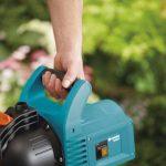 GARDENA Pompe d'arrosage de surface 3000/4 Classic : pompe d'arrosage, débit de 3100 l/h, silencieuse et durable, avec bouchon de vidange d'eau, puissance d'aspiration élevée (1707-20) de la marque Gardena image 3 produit