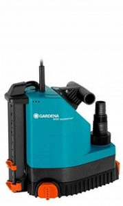 GARDENA Pompe d'évacuation pour eaux claires aquasensor 9000 Comfort: pompe d'assèchement, technologie de capteur et débit de 9000 l/h, pompe durable et sûre, sans entretien (1783-20) de la marque Gardena image 0 produit
