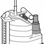 GARDENA Pompe d'évacuation pour eaux claires aquasensor 9000 Comfort: pompe d'assèchement, technologie de capteur et débit de 9000 l/h, pompe durable et sûre, sans entretien (1783-20) de la marque Gardena image 4 produit