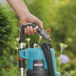 GARDENA Pompe pour collecteur d'eau de pluie 4000/2 automatic Comfort: pompe immergée, débit élevé 4000 l/h, puissante avec fonction automatique, tube télescopique réglable (1742-20) de la marque Gardena image 3 produit