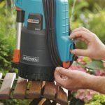 GARDENA Pompe pour collecteur d'eau de pluie 4000/2 automatic Comfort: pompe immergée, débit élevé 4000 l/h, puissante avec fonction automatique, tube télescopique réglable (1742-20) de la marque Gardena image 2 produit