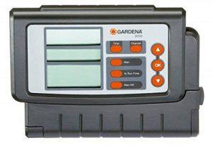Gardena Programmateur 4030 Classic de GARDENA : programmateur pour l'arrosage automatique, grand écran, pour jusqu'à 6 vannes (1284-20) de la marque Gardena image 0 produit