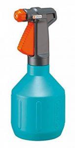 Gardena Pulvérisateur à gâchette 1l Comfort flacon pulvérisateur à usages multiples pour le ménage et le jardin, grande ouverture (805-20) de la marque Gardena image 0 produit