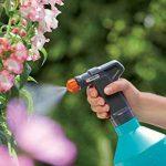 Gardena Pulvérisateur à gâchette 1l Comfort flacon pulvérisateur à usages multiples pour le ménage et le jardin, grande ouverture (805-20) de la marque Gardena image 1 produit